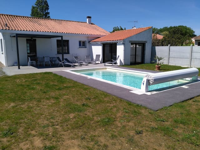 Nice house few kilometers from the sea