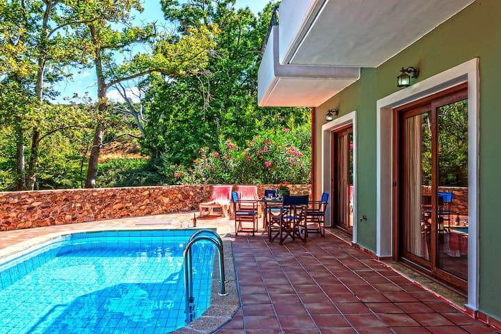 Holiday villa with private pool near Elafonissos - Chania - Villa