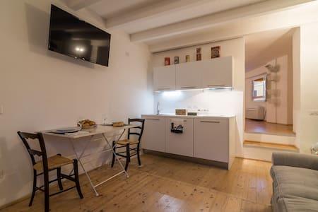 Mezzanino Castello WiFi Cozy - Appartamento