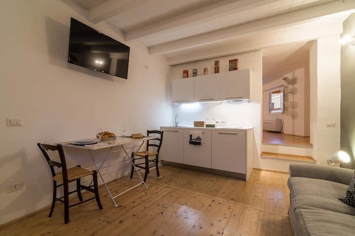Mezzanino Castello WiFi Cozy (IUN P1082)