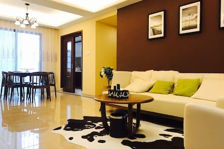 美妈家™长隆南站琶洲金山谷亲子三房公寓 - Guangzhou - Apartment
