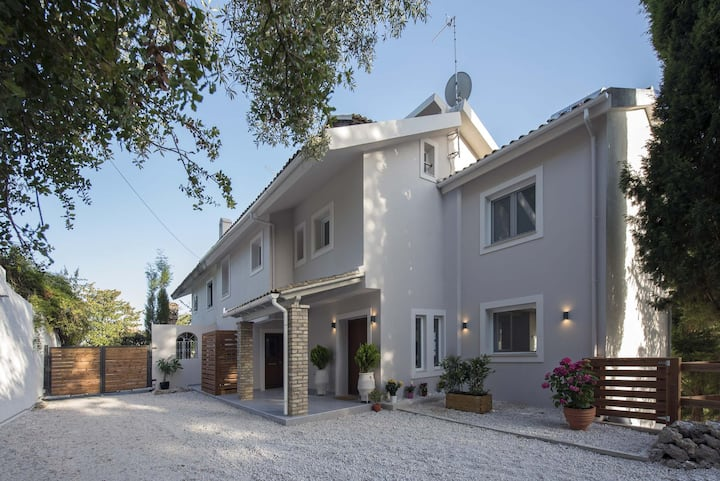 Gem Villa In Viros Corfu