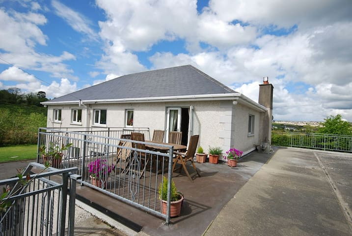 Idyllic home in rural setting 3km from Letterkenny