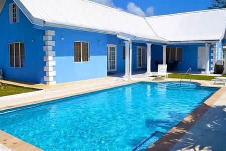 New Timbers Villa- Tobago