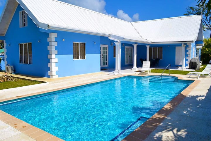New Timbers Villa- Tobago