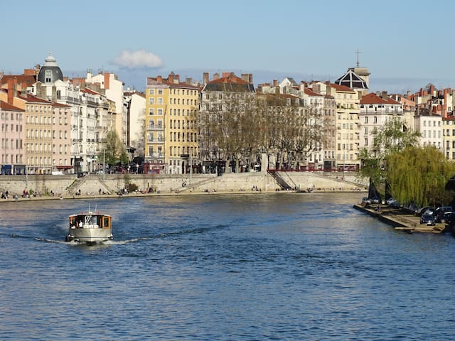 Very comfortable flat / view on the River