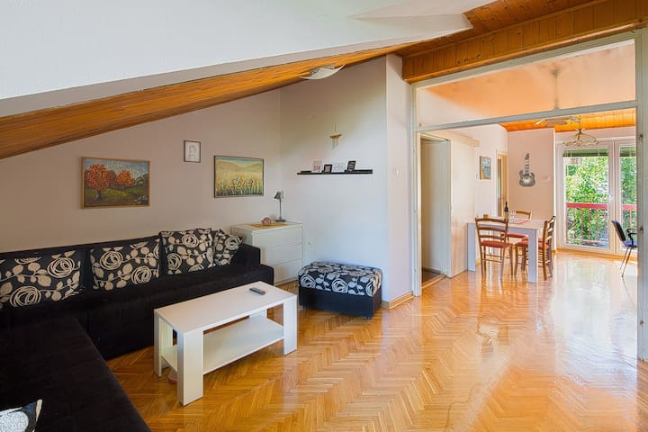 Apartment at Olive Street, 70m2