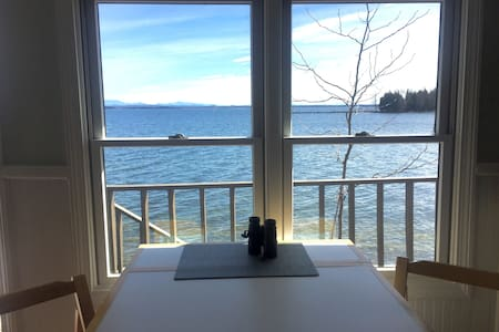 Lakeside Cottage - Plattsburgh