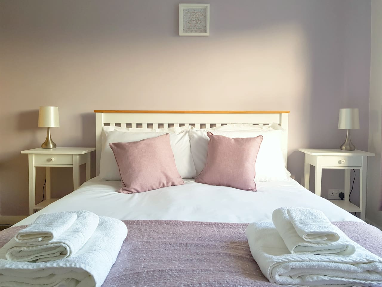 Master Bedroom - Kingsize Bed