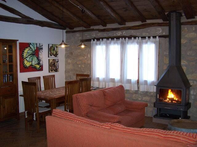 Apartamento Norte - Gea de Albarracín - Lejlighed