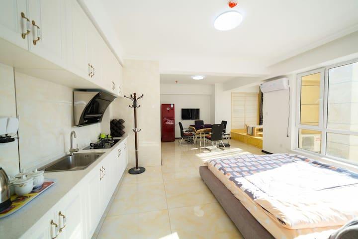 考拉精品公寓 豪华经典套房