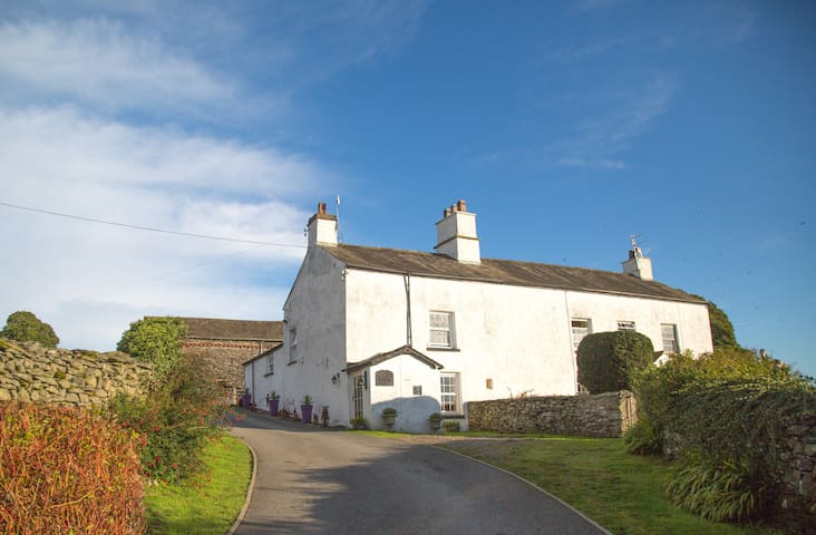 Cartmel 7 Bedroom Home Stunning Views & Hot Tub