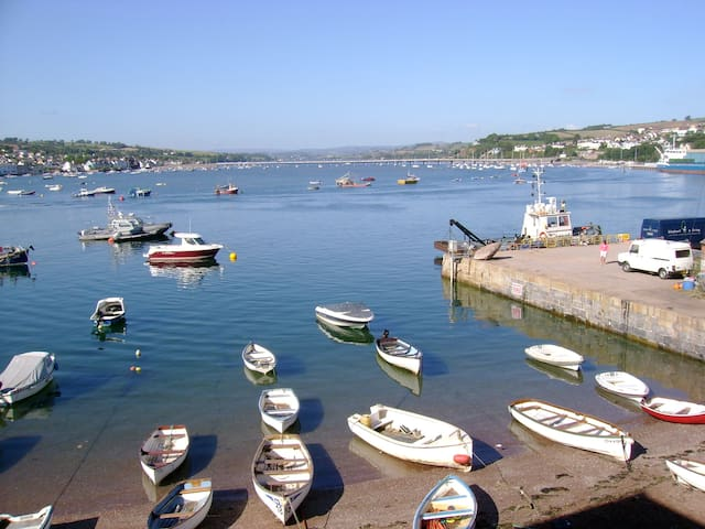 Beach living, beautiful sunsets, gorgeous views - Teignmouth - Apartmen
