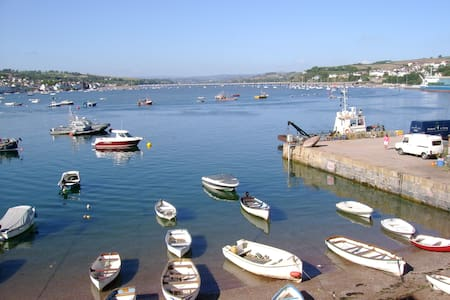 Beach living, delicious sunsets, beautiful views - Teignmouth - Lägenhet