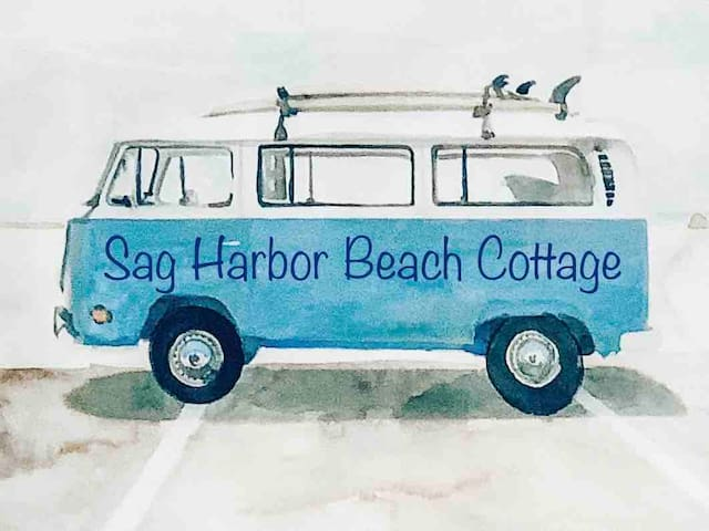 Snuggle Up at Sag Harbor Cottage