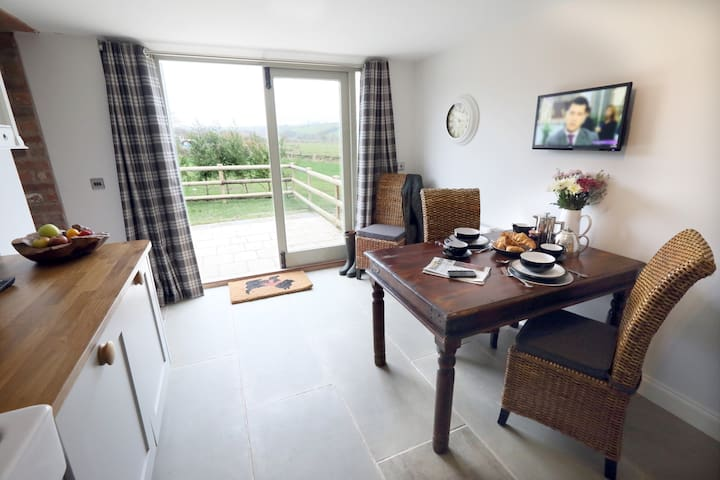 Beautiful Peak District Lodge - Eastmoor - Apartmen