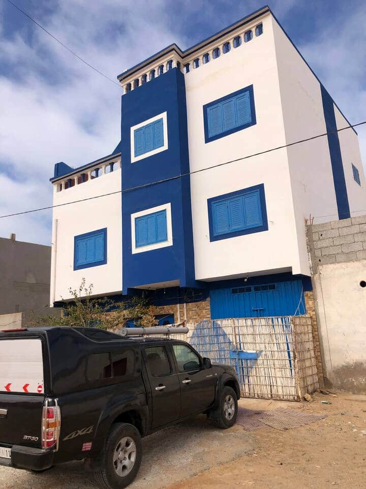 Des appartements à Akhfennir Prix raisonnable