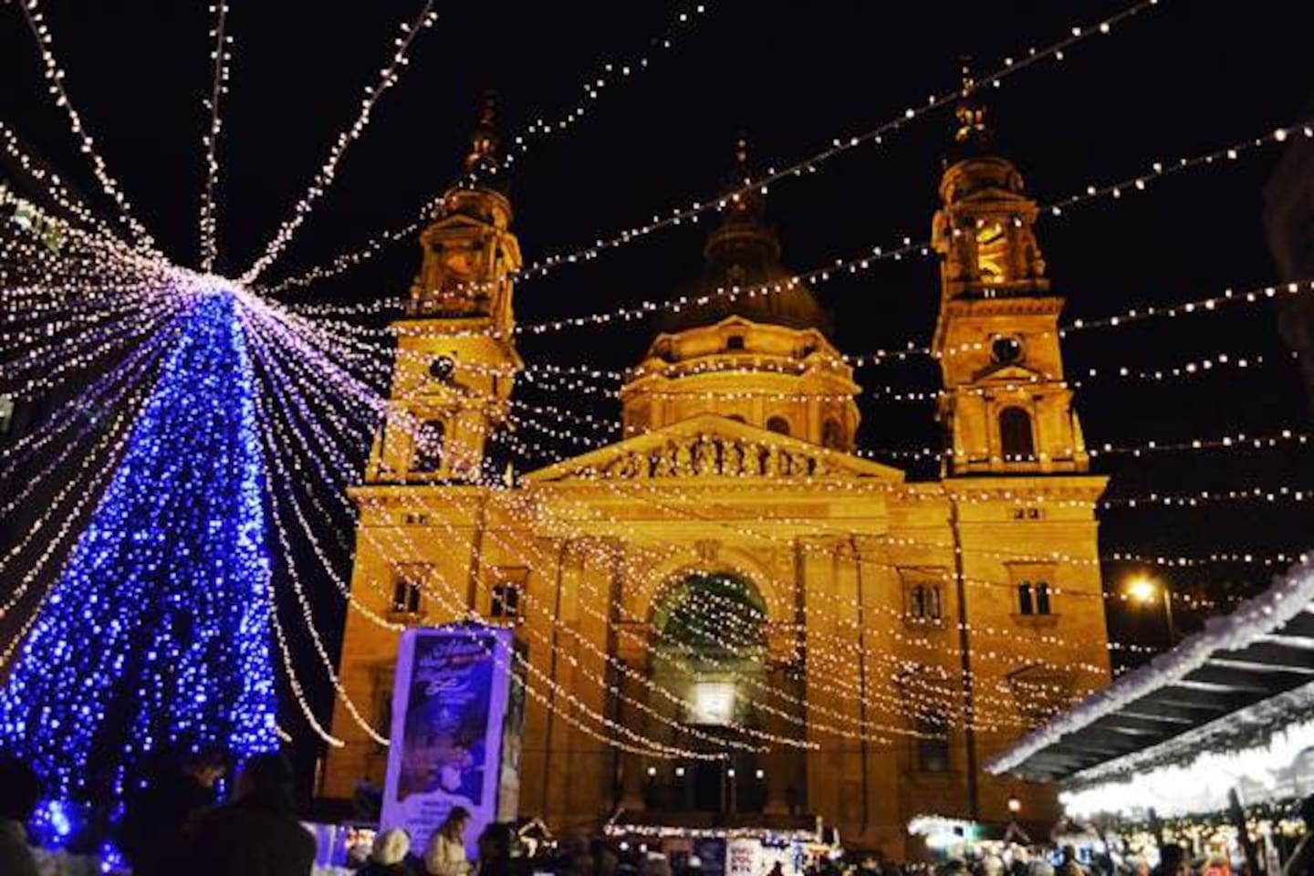 Christmas Market at St. Stephens Cathedral (Basilica)