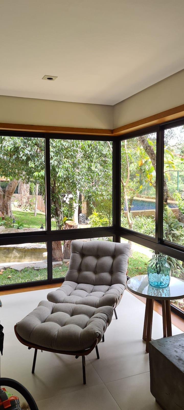 Incrível Casa em Itaipava - Laser Completo