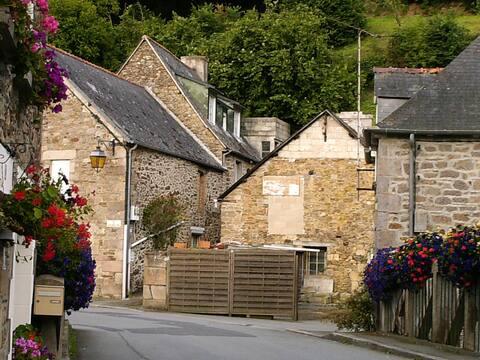 2 bedroom village house