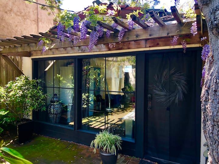 North Berkeley Hills Tranquil Writer's retreat