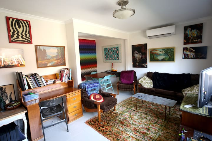 Inner West Easy Stay - West Footscray - Daire