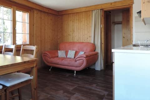 Heimelige Ferienwohnung in Saas /Klosters-Serneus