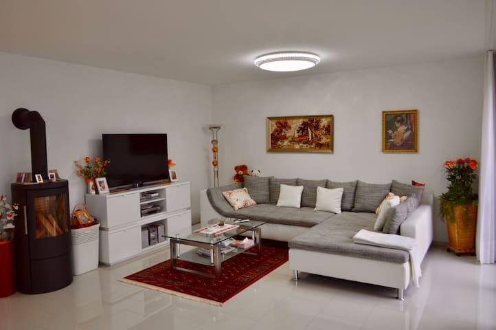Luxuriöse Wohnung mit viel Komfort