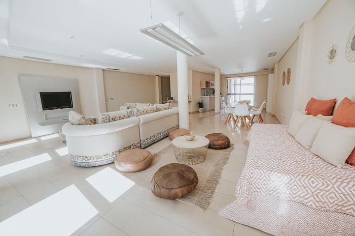 Suite Palmeras-  Vegueta Luxury Loft 2