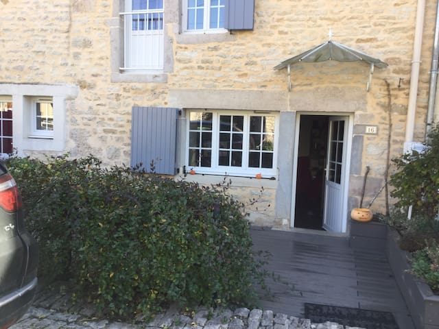 Petite maison au cœur du village - Veuvey-sur-Ouche