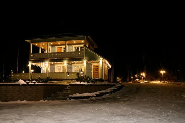 Карпало - уникальный дом на острове
