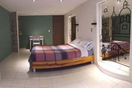Gran Suite cerca Angelopolis, Centro y Cholula.