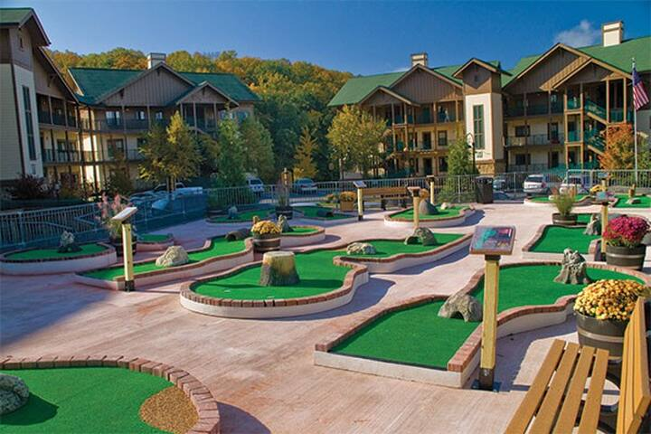 Club Wyndham Smoky Mountains 1- Bedroom Condo