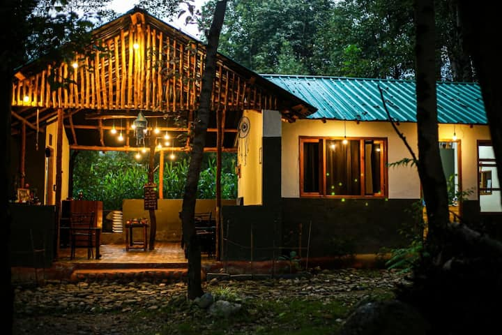 Woods Camp And Dine  Manali   #Lifeinwoods