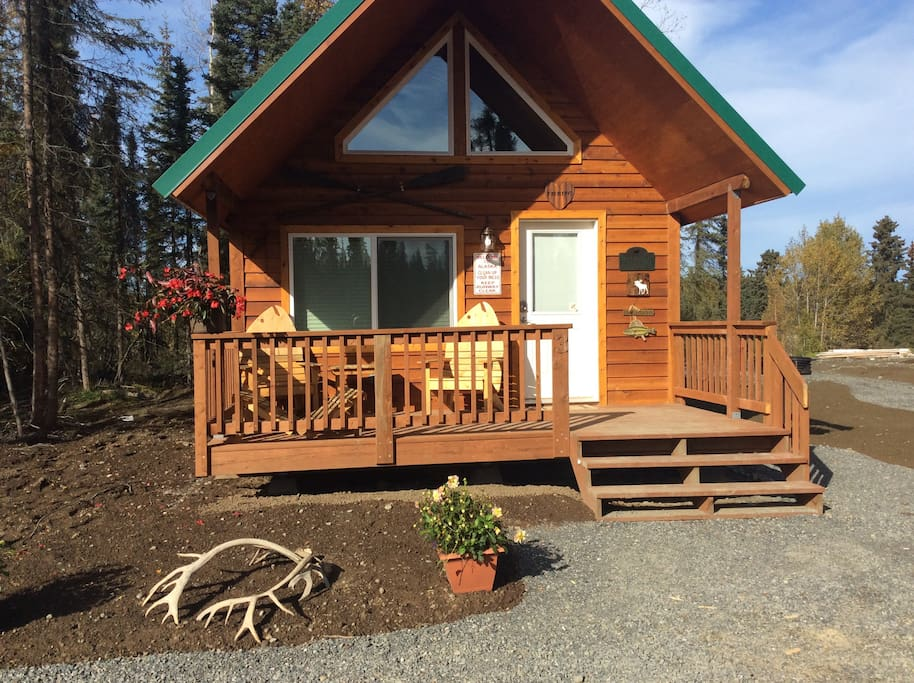 alaska kenai river fishing cabin 3 bush pilot cabins