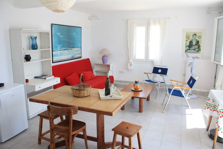 Tinos Port Quiet View - Τήνος - Apartamento