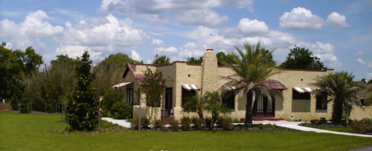 Your Spanish Hacienda