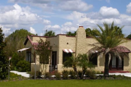 The Charles Wilkinson Estate - Plant City - House