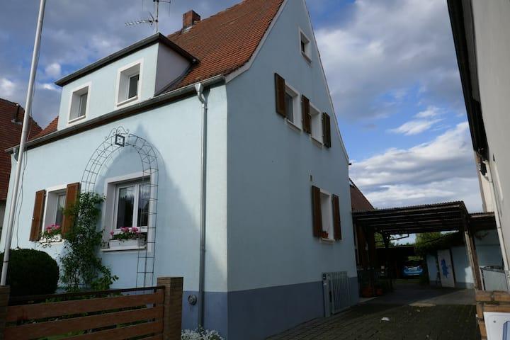 Ferienzimmer in der sonnigen Pfalz