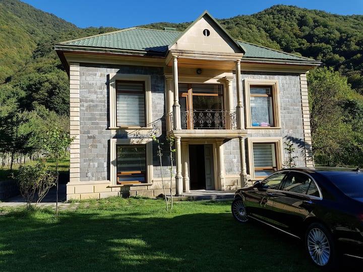 Private 2 floor Villa in Ilisu (Qax)
