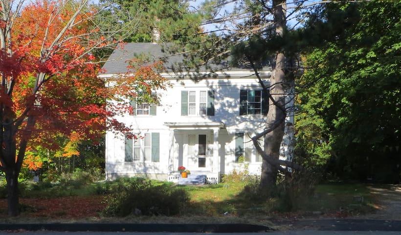 Frothingham House on High Street