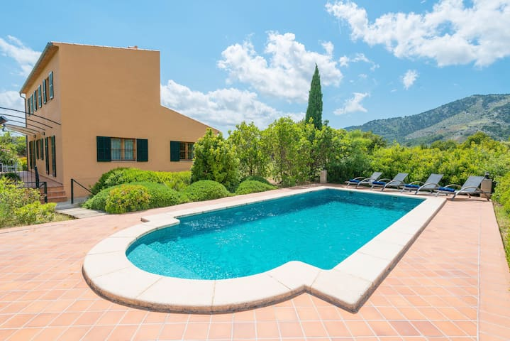 CA NA CANALS - Villa for 8 people in Selva.