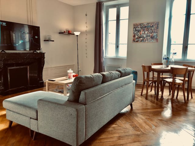 Superbe appartement de 75m2 ! Plein centre ville !