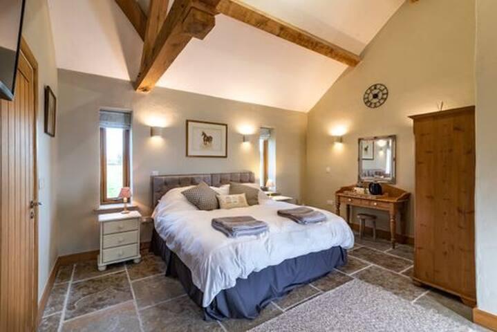 """Field barn double en-suit  """"Humpty room"""""""