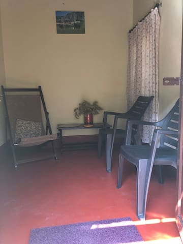 Homestay at the centre of Madikeri town.