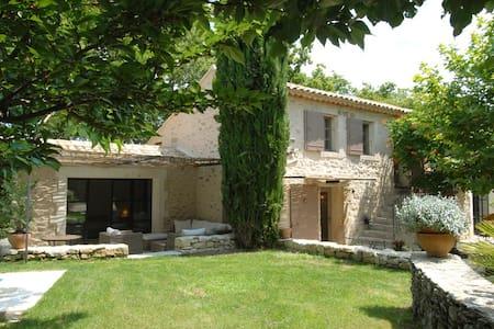 Magnifique mas ancien au coeur du Luberon en Provence - Saignon - Haus