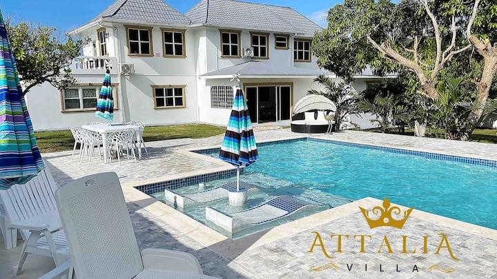 Attalia Villa | Stylish Modern Boutique Villa