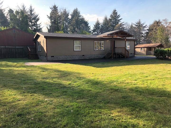 Oregon Coast Family Getaway