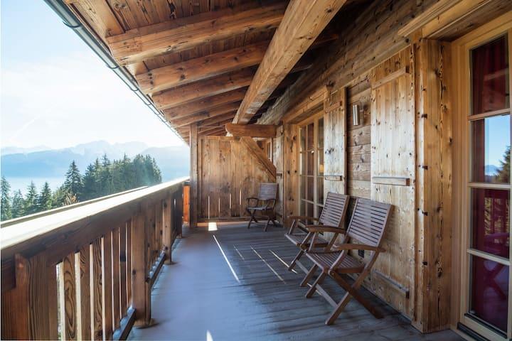 Elegantes Chalet mit Sauna in Mittersill, Salzburg