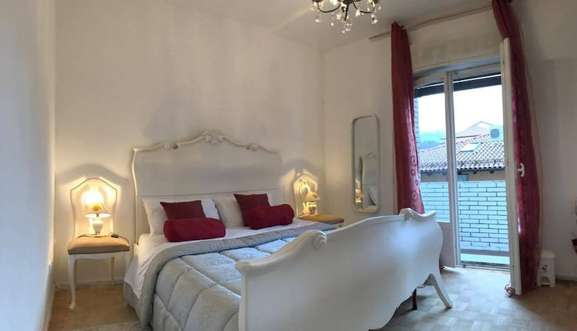 Room near Muse - Trento - Pis